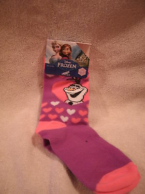 Disney Frozen Socks Size 6 - 7.5