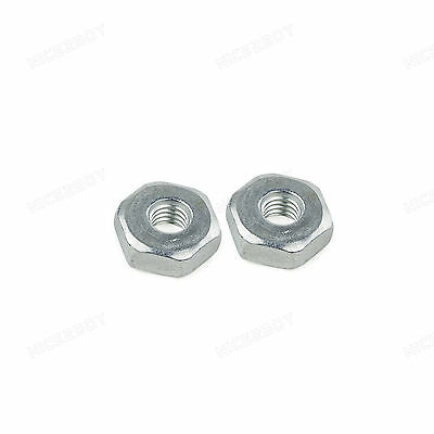 2 x For Stihl MS170 017 MS180 018 Chainsaw Guide Bar Nuts M8