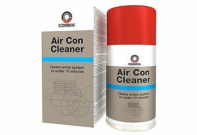 Comma  Air Con Cleaner -Bomb Style Eliminates Bacteria Smell & Odours