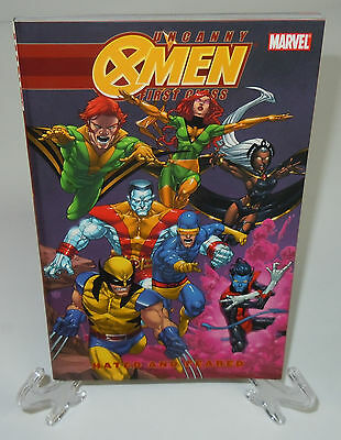 Uncanny X-Men First Class Hated & Feared Marvel TPB Trade Paperback New