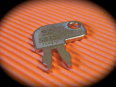 Master Disconnect Isolator Key-Caterpillar -Precut Keyblank-LQQK!-FREE POSTAGE!