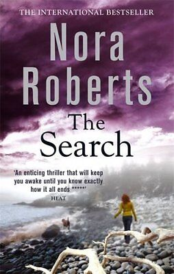 The Search, Roberts, Nora Paperback Book The Cheap Fast Free Post