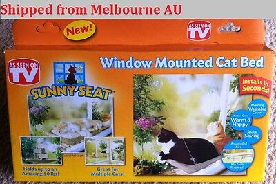 New Arrival Cat Window Mounted Sunny Seat Cat Bed Cat toy furniture
