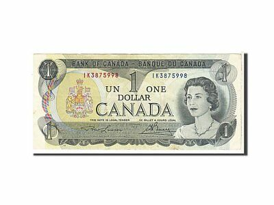 [#111372] Canada, 1 Dollar type 1973, Pick 85a