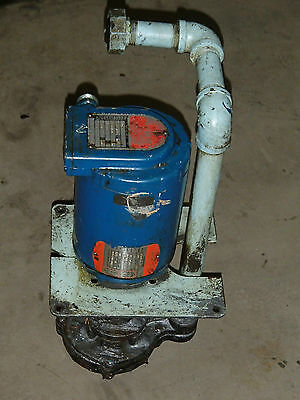 Gusher Coolant Pump UD-S, UDS, 952-144,  230-460V, PH3, CY60, 3450RPM, 1/2 HP