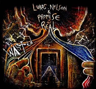 Lukas Nelson & Promise Of The Real - Wasted [Digipak] New Cd