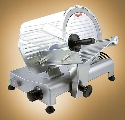 """New Commercial Heavy Duty 12"""" High Power Electric Meat Deli Food Slicer Cutter"""