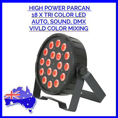 6 X 20W High Intensity Strobe Party Light DJ Disco Stage Effect Club FX