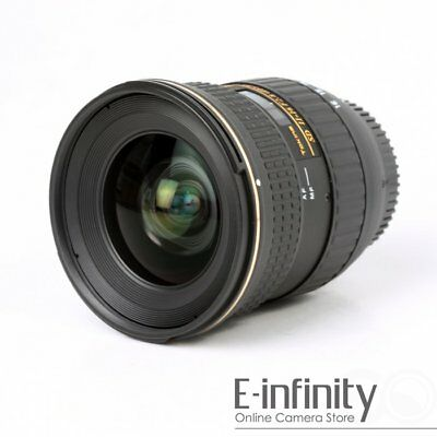 New Tokina DX 11-16mm F2.8 II Zoom Lens for Nikon Mount EXPRESS SHIP!