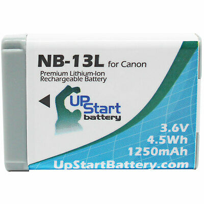 Battery for Canon NB-13L Battery