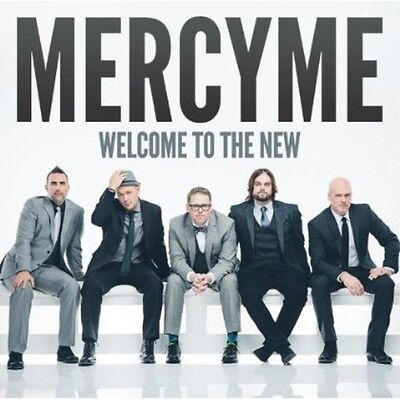 MercyMe - Welcome to the New [New CD]