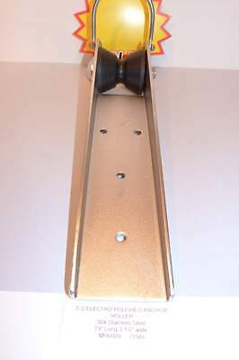 """Anchor Roller for Boats Stainless Steel   19"""" MH0009"""