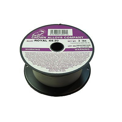 Crown .035 x 2 lb Royal 44-30 ER NiFeMn-CI MIG 2 lb Spool