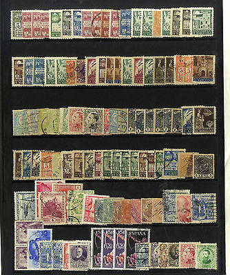 Lot  115 Timbres Espagne Europe