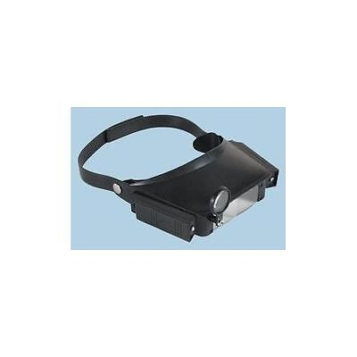 Vtmg6 - Illuminated Visor Magnifier , Magnifying Glass