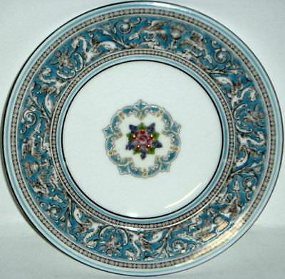 Wedgwood Florentine Turquoise W2714  Bread & Butter Plate