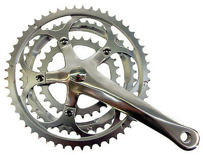Triple Steel/Alloy Chainset 30/42/52 x170mm RRP £39.99