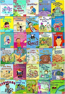 Oxford Reading Tree Snapdragons Story Collection 30 Books Set Pack Level 1-5