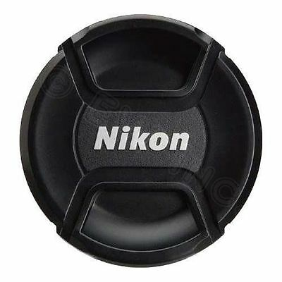 New Nikon LC-52 52mm Snap on Front Lens Cap - Free Shipping!