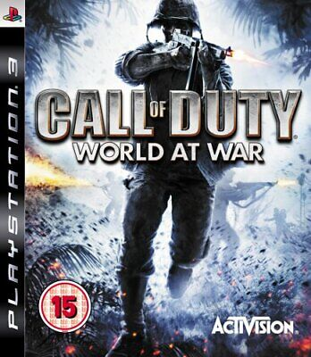 Call of Duty: World at War (PS3) - Game  QQVG The Cheap Fast Free Post