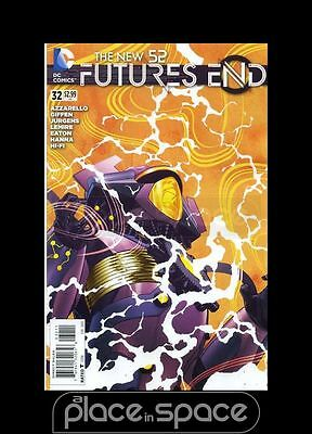 The New 52: Futures End #32
