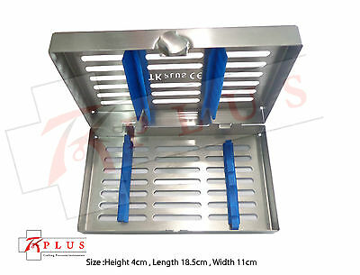 Dental Sterilization Cassettes Elevator Instruments High Quality British Brand