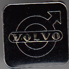 Volvo Cap Or Jacket Pin - Badge