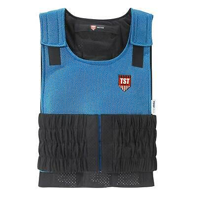 TST Cooling Vest - One Size Fits All - Keeps Body Temperature Cool - Race/Rally