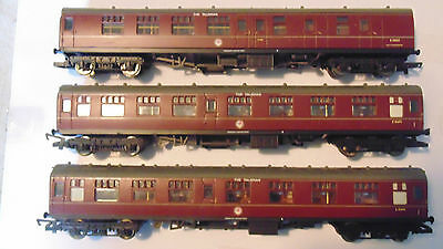 Hornby Set Of 3 Coaches From The Talisman Train Pack