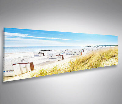 inselherz bild auf leinwand strand meer poster kunstdruck deko 40 cm 40 cm 018 eur 18 90. Black Bedroom Furniture Sets. Home Design Ideas