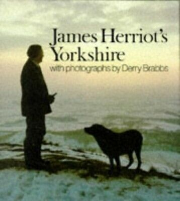 James Herriot's Yorkshire by Herriot, James Hardback Book The Cheap Fast Free