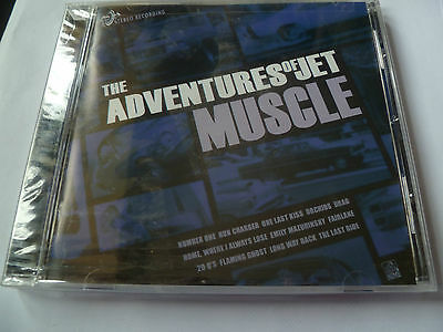 The Adventures of Jet - Muscle (SEALED NEW CD 2003)