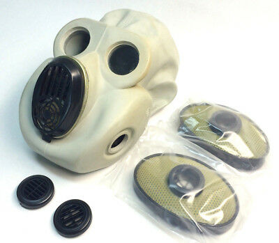 gas mask PBF EO-19 size 0 XS  with filters halloween