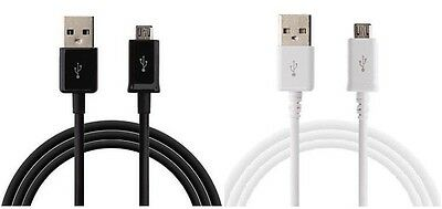 6Ft Extra Long Micro USB Charger Cable Cord For Samsung Galaxy S4 Note 4 LG G4