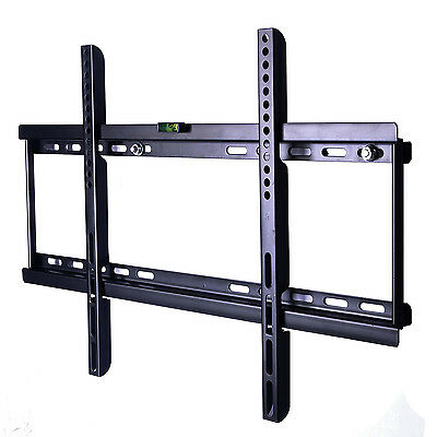 Slim TV Wall Mount Bracket 40 42 46 47 50 52 55 60 62 65 70 LCD LED Plasma VESA