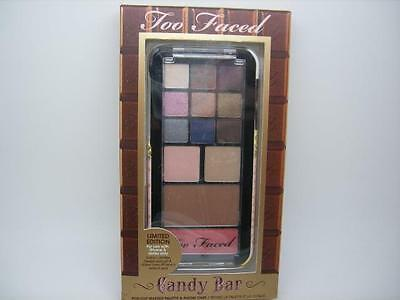 TOO FACED CANDY BAR 11 EYESHADOWS/BLUSH/BRONZER MAKEUP PALETTE, IPHONE 5/5s CASE