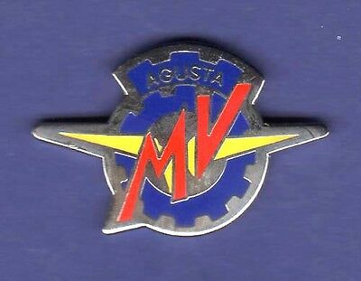 Mv Agusta Hat Pin Lapel Pin Tie Tac Enamel Badge #2159