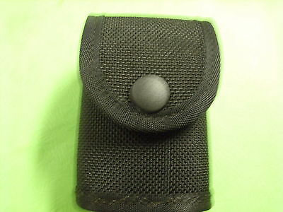 Nylon Pager Glove Holder Box With Black Snap