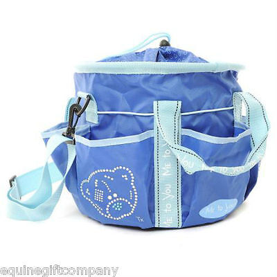 Blue Me To You Tatty Teddy Design Horse Pony Grooming Kit Bag - Stables Riding