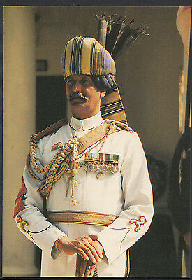 Military Postcard - Soldiers - The President's Bodyguard of India, 1995 - EE977