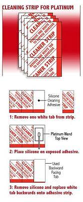 Dust-Aid Platinum Replacement Cleaning Strips - Pack of 12 - UK