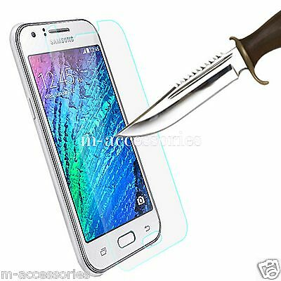Tempered Glass Film Screen Protector for Samsung Galaxy J1 SM-J100 Mobile Phone