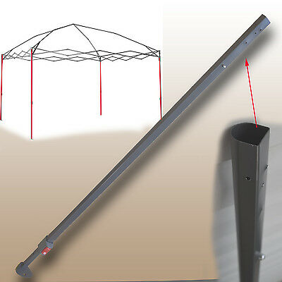 Coleman 12 x 12 10 x 10 Canopy Gazebo Leg Extender Lower SLIDER Replacement Part