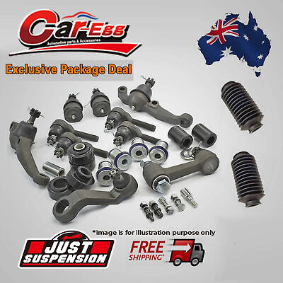 8 pcs Holden Rodeo TFR RA Ball Joint Rack Tie Rod End Sway Bar 05-08