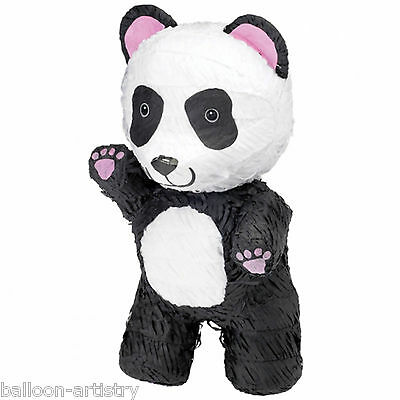 42cm Wild Forest Chinese PANDA Zoo Animal BASH Pinata Party Game Decoration