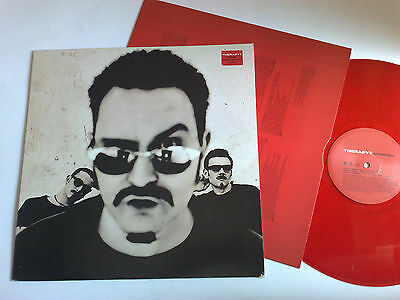 Therapy? Infernal Love 1995 A&m 5403791 Uk Red Vinyl Lp+ Inner  0731454037914