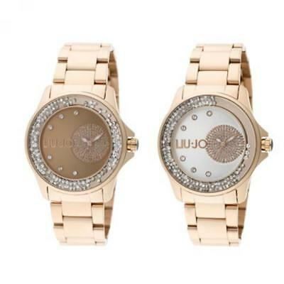 WATCH LIU-JO LUXURY DANCING Stainless Steel and Crystals - TLJ1118 ... 5708a645a66