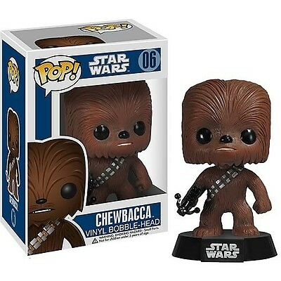 Star Wars Chewbacca 06 Funko Pop! Vinyl Figure