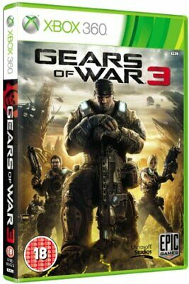 Gears of War 3 (Xbox 360) - Game  WCVG The Cheap Fast Free Post