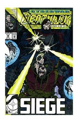 Deathlok #19 (Jan 1993, Marvel)